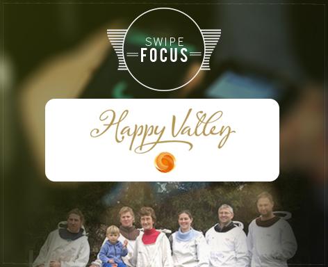Swipe FOCUS Happy Valley Honey